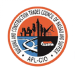 Building and Construction Trades Council logo